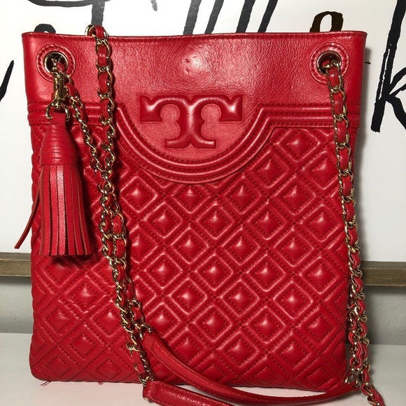 9ddd27c92175 Fleming Quilted Swingpack Red Leather Cross Body. M 5b85bfbbf63eea2355c1ed1a